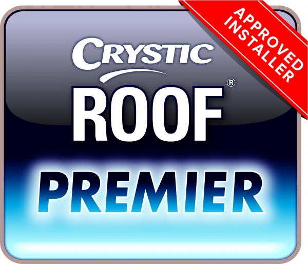 Crystic_Roof_Premier approved installer badge